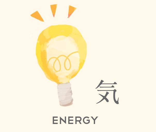 気 ENERGY
