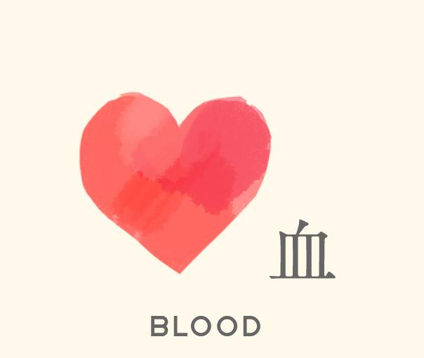 血 BLOOD