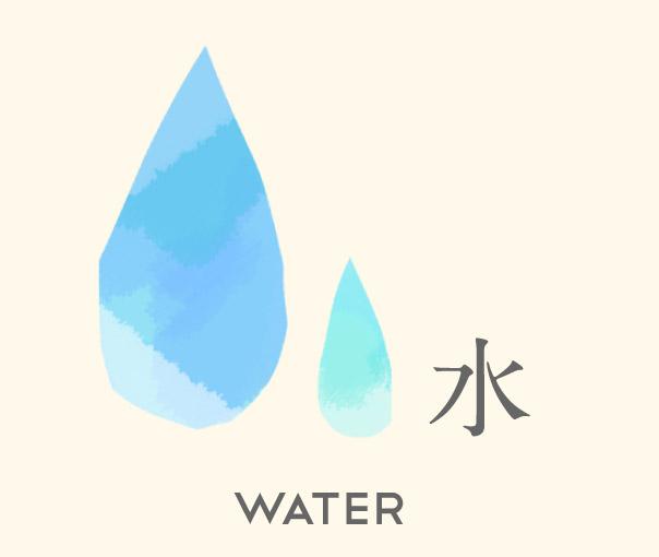 水 WATER