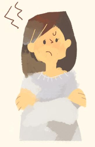 ストレス太りタイプ
