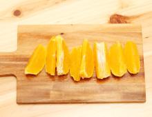 step3:オレンジの切り方