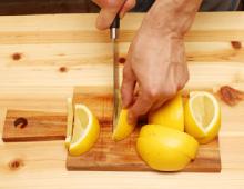 step2:グレープフルーツの切り方
