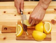 step3:グレープフルーツの切り方